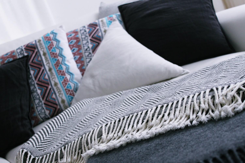 INTERIOR: Unser Styling im Wohnzimmer
