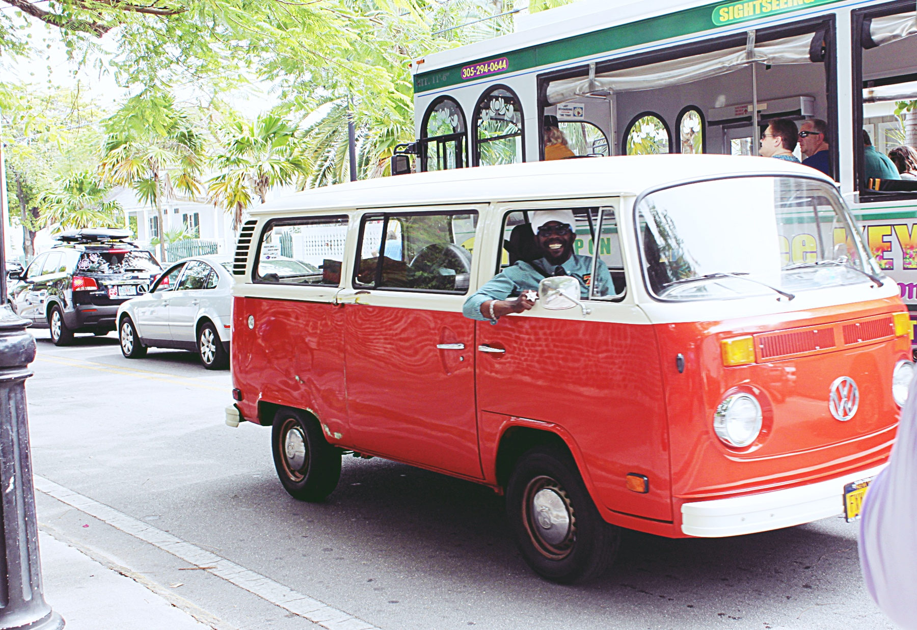 key west car vw