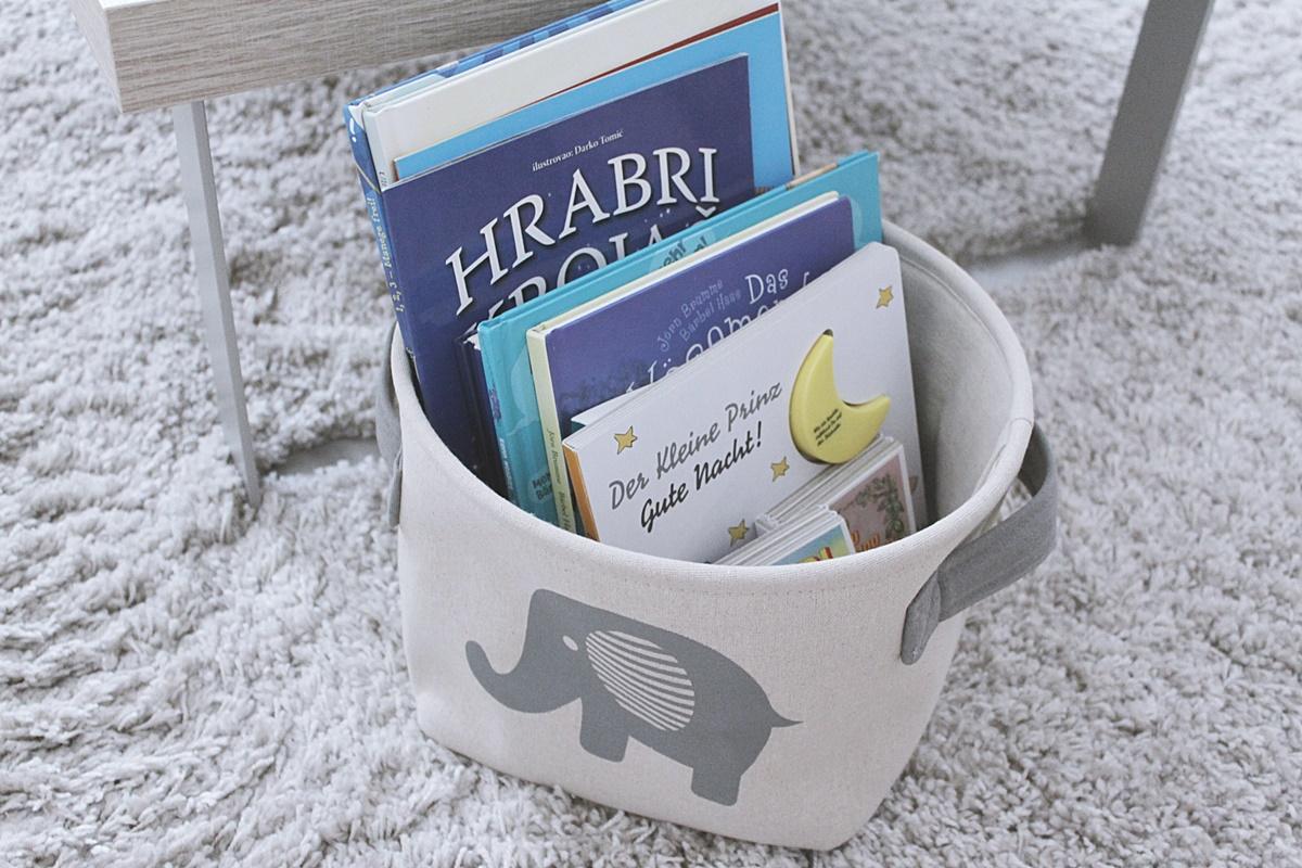 KIDS STUFF: Bücher & neue Babysachen