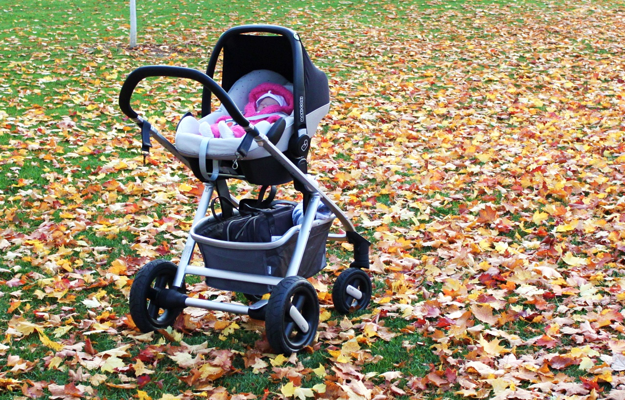 FAMILY: Kinderwagen Nuna IVVI – Review Teil 1