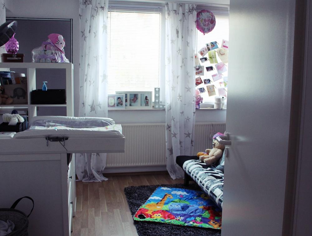INTERIOR: Ein Blick in das Kinderzimmer
