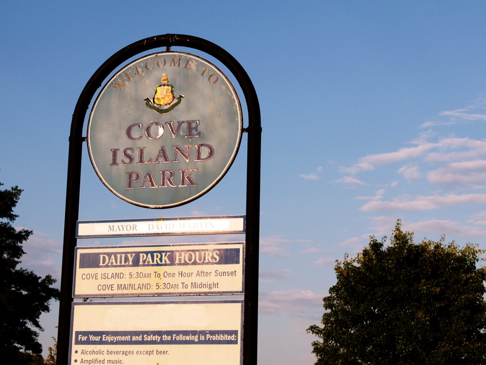 TRAVEL: USA 2016 – Cove Island Park