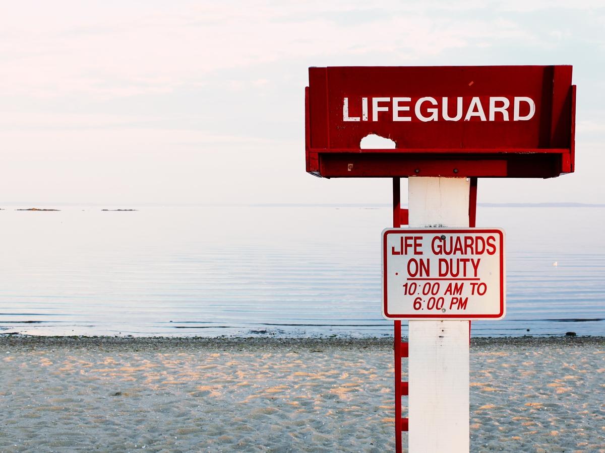 Cove Island Park Guard
