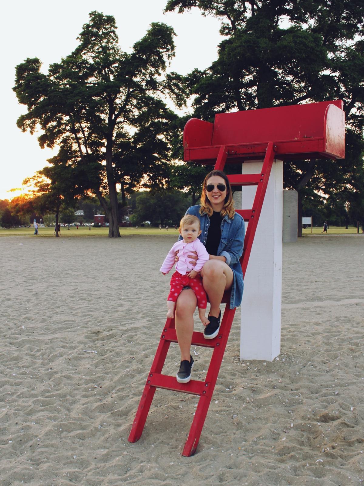Cove Island Park Lili + Me 2