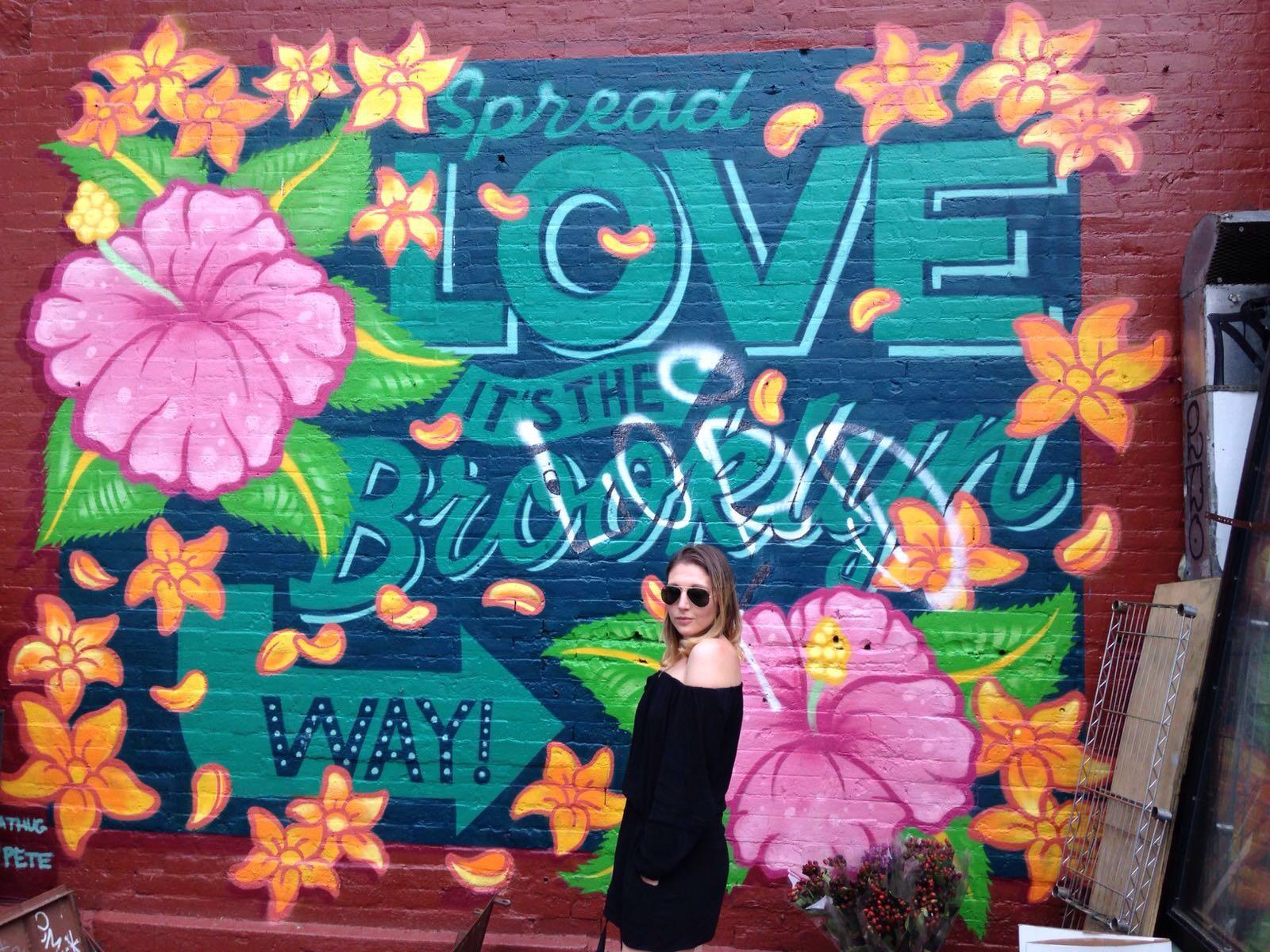 TRAVEL: USA 2016 – Williamsburg Brooklyn