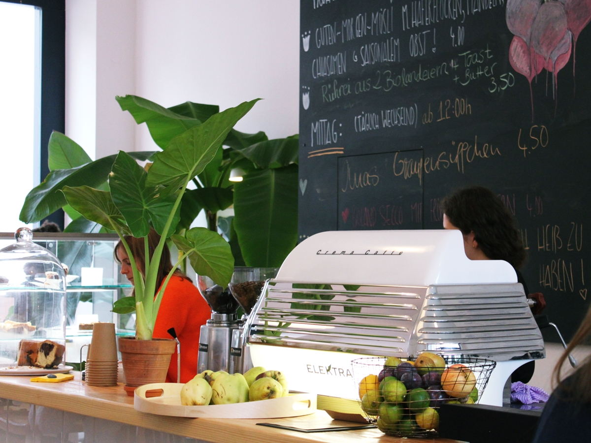 MY CITY: Café Susann in Kaiserslautern