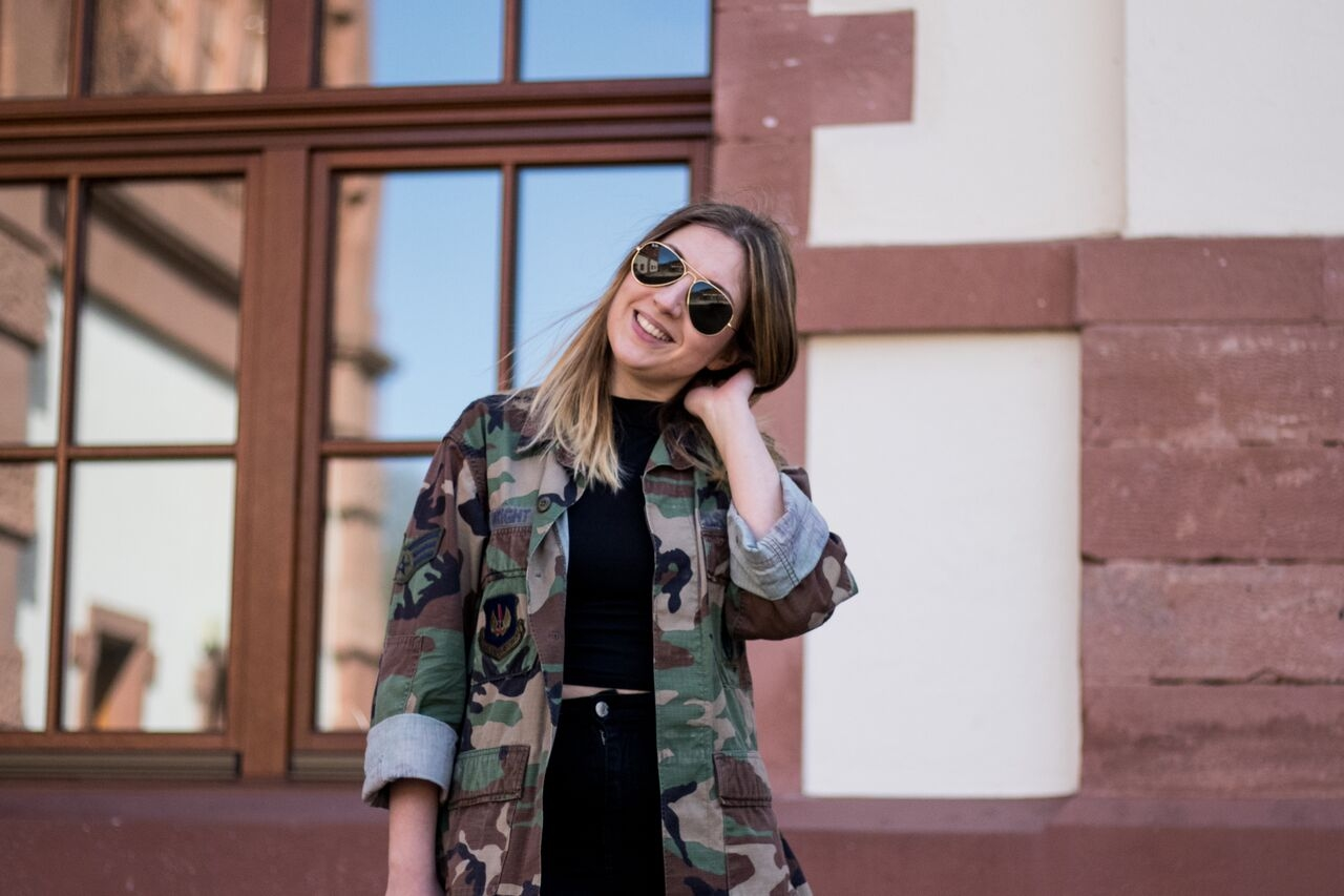 OUTFIT: Camouflage Flavour