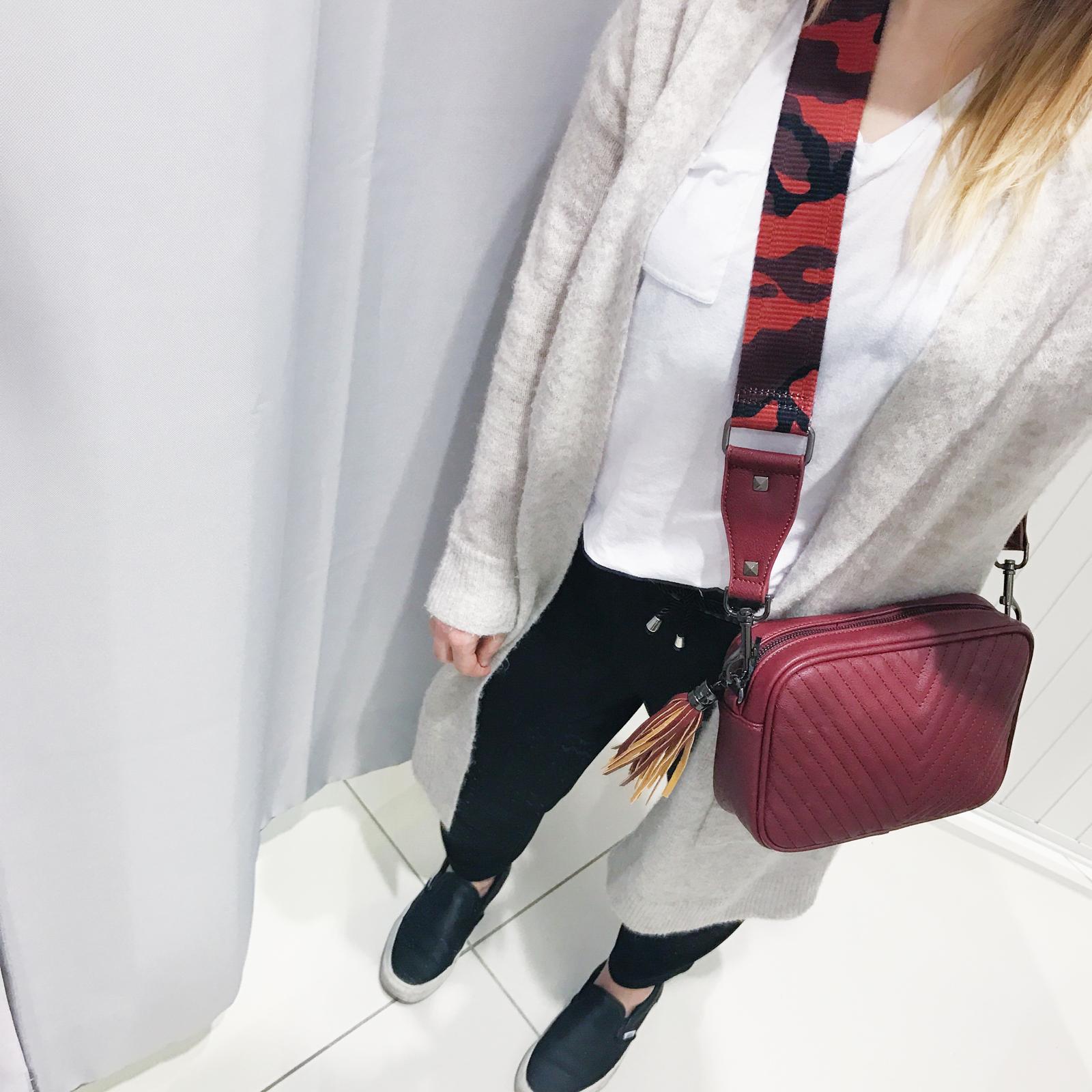 OUTFIT: 4 Tipps für ein stylisches Quick-Outfit + Statement Strap Tasche
