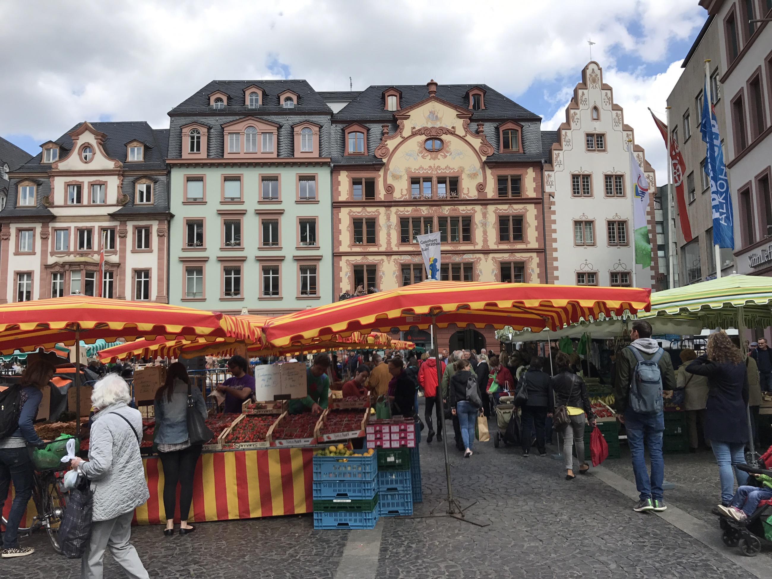 LIFE: Ein Wochenende in Mainz